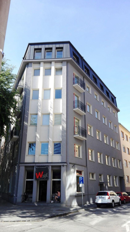 Administratívna budova Wüstenrot