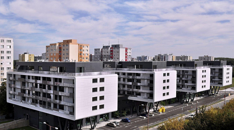 Bytový komplex SKY BOX