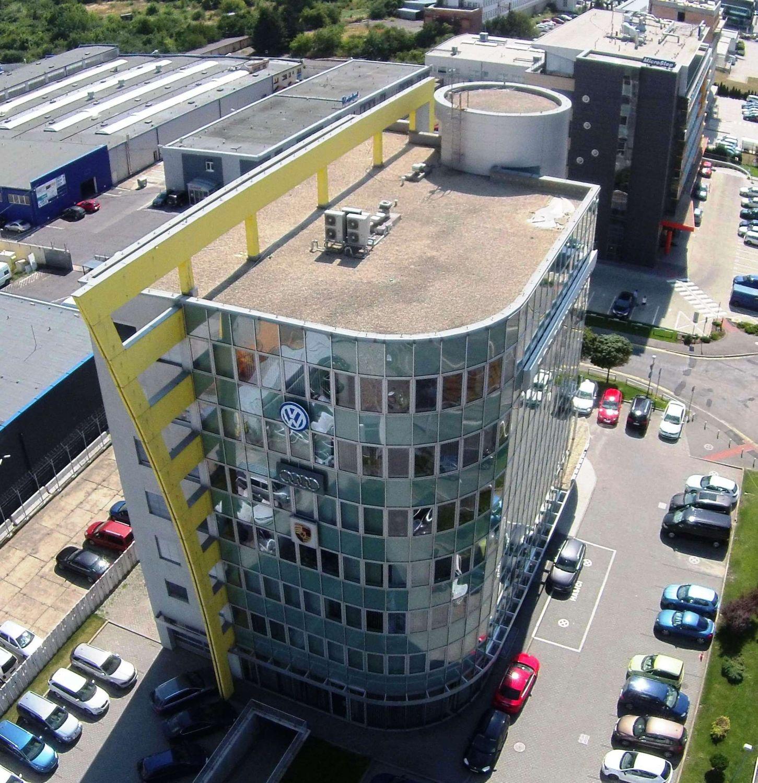 Administratívna budova Porsche Inter Auto