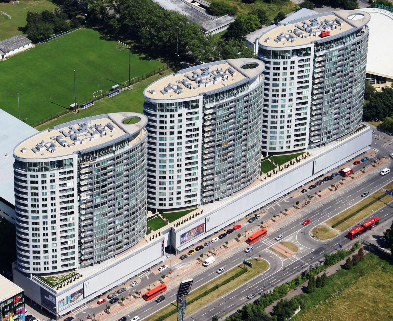 Bytový komplex III Veže
