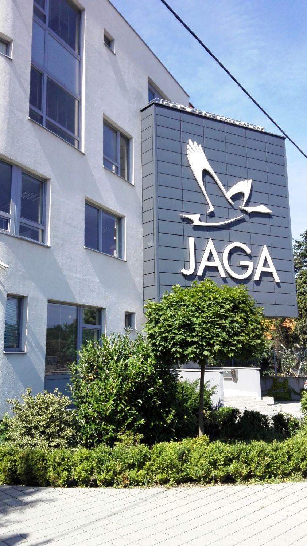 Administratívna budova JAGA