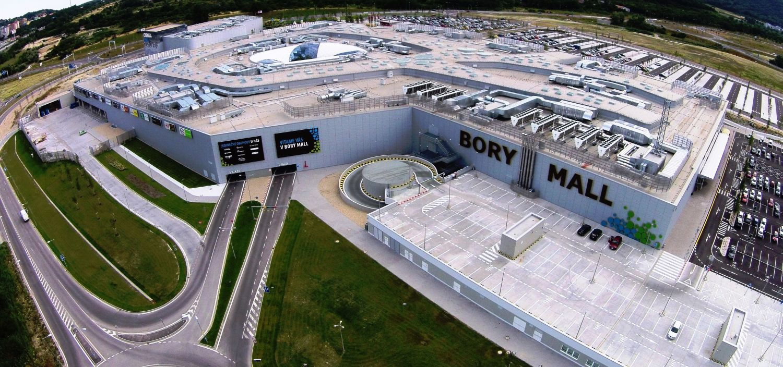 Obchodné centrum Bory Mall