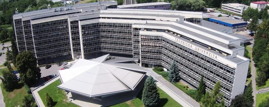 4. Technická univerzita, Ul. T.G. Masaryka, Zvolen, 2010