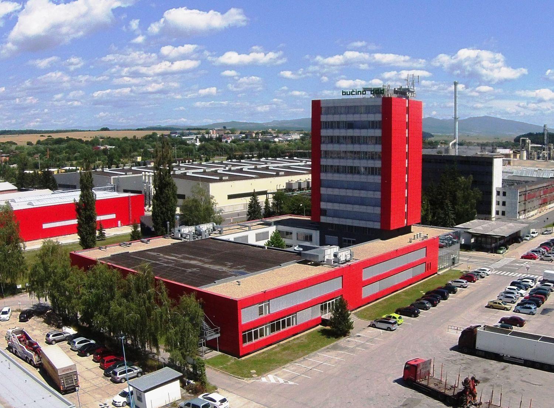 Administratívna budova Bučina DDD