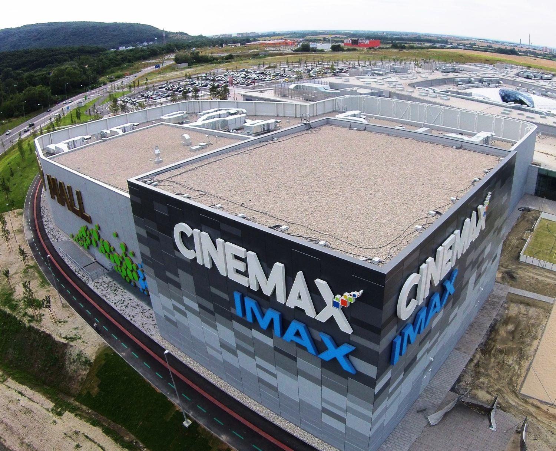 Cinemax Bory Mall