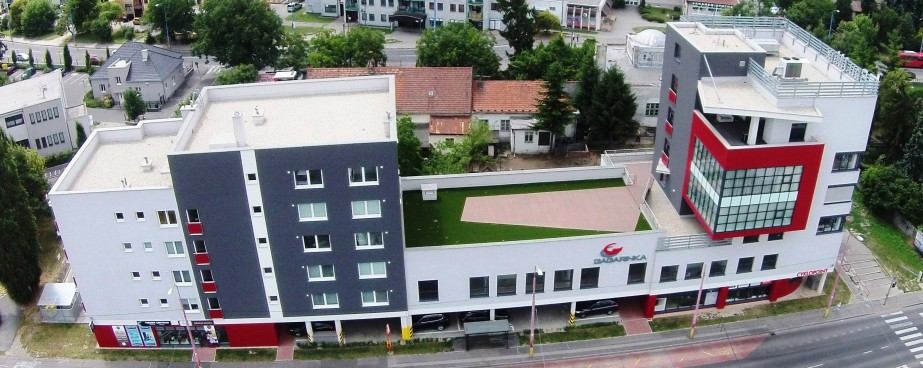9. Bytový komplex Gagarinka, Gagarinova ul., Bratislava, 2013